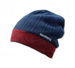 Шапка BREATH HYPER+ CA064NNV Fleece Knit Watch Cap Синяя (5YCA064N2F)