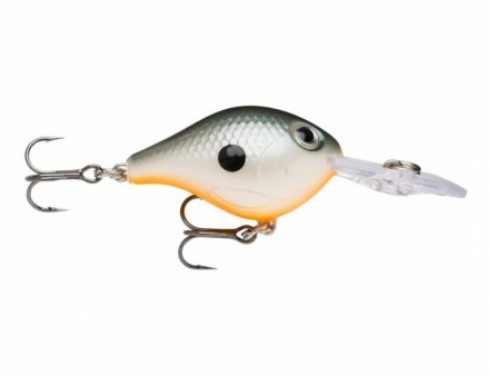 Воблер Rapala Ultra Light Crank ULC03-ORSD