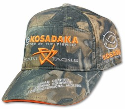 Бейсболка KOSADAKA Smart Tackle камуфляж